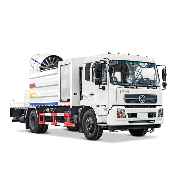 10 CBM Multi-functional Dust Suppression Vehicle